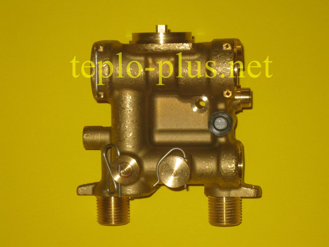 Корпус (латунный) клапана трехходового Sime Format.Zip BF TS, Format.Zip 5 25 BF TS
