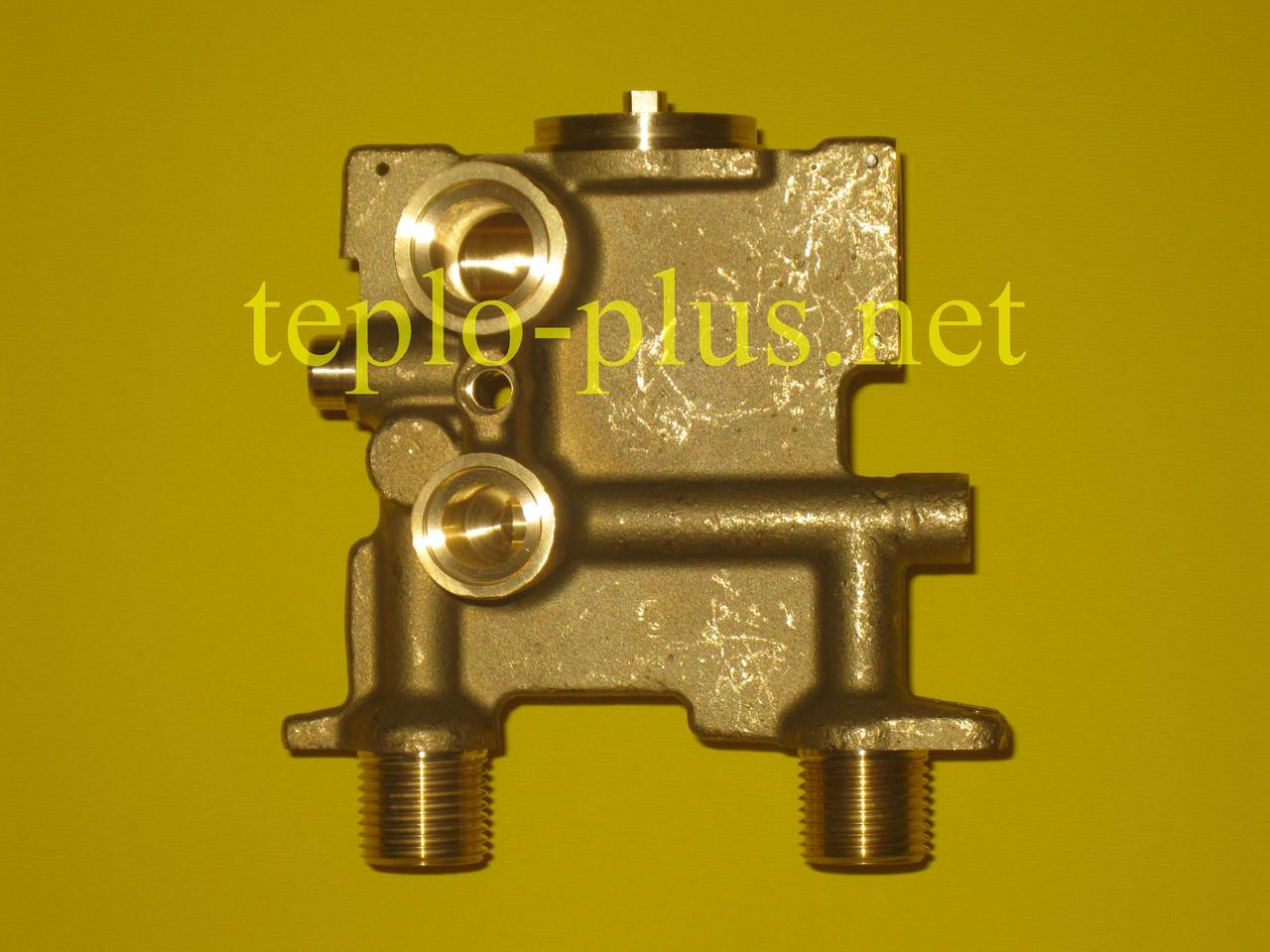 Корпус (латунный) клапана трехходового Sime Format.Zip BF TS, Format.Zip 5 25 BF TS, фото 2