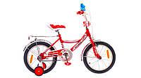 """Велосипед 16"""" Formula FITNESS 14G St красный 2015"""