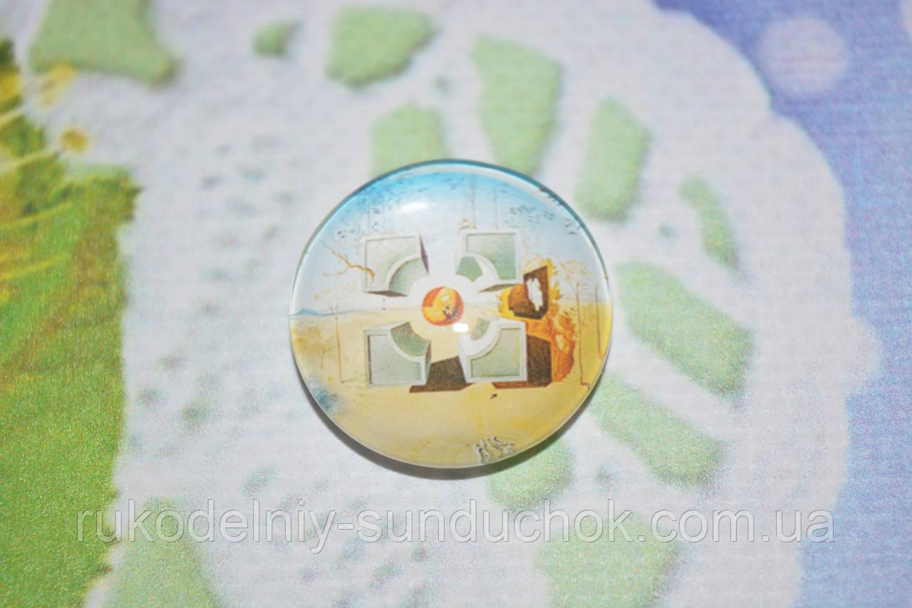 Магнітна игольниц неодимова (діаметр 25 мм) Б-10
