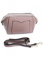 Клатч женский кожаный 5154 Purple