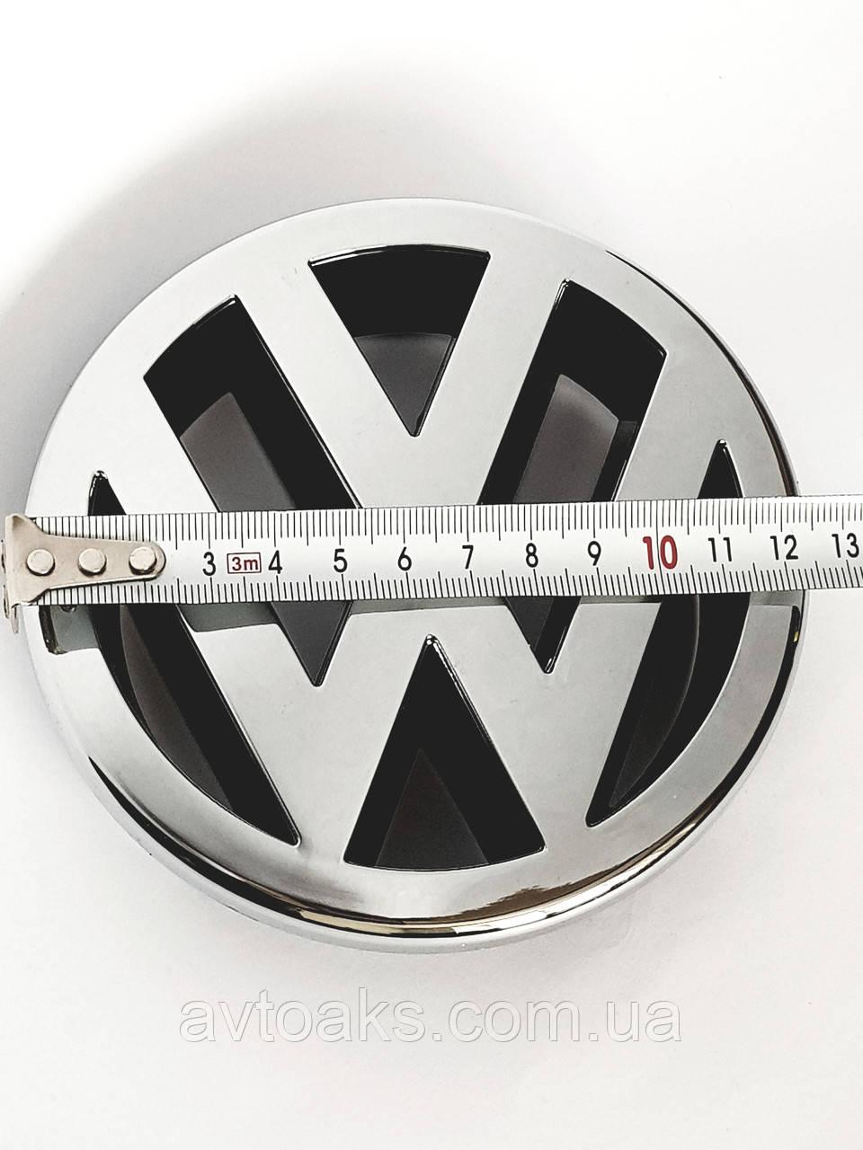Эмблема Volkswagen Passat B5 до 2005 года на защёлках