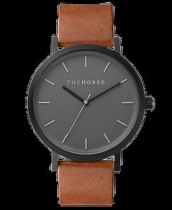 Стильные часы минимализм Thehrs  (код 35624)
