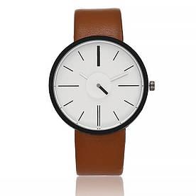 Мужские минималистические часы Vansvar 7103519-4 (38696)