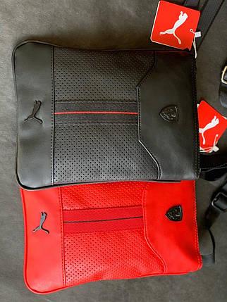 Сумка мужская Puma Ferrari, фото 2