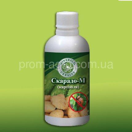 Биоинсектицид Cкарадо-М (овощи и картофель), 1 л