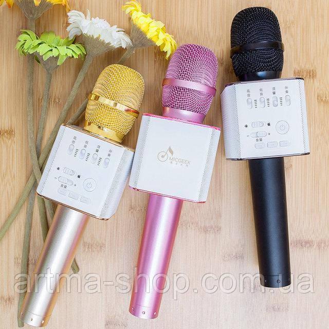 Караоке микрофон MicGeek Tuxun Q9 Pro