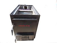Котел твердотопливный КТП-1 (с чугунной варочной плитой)
