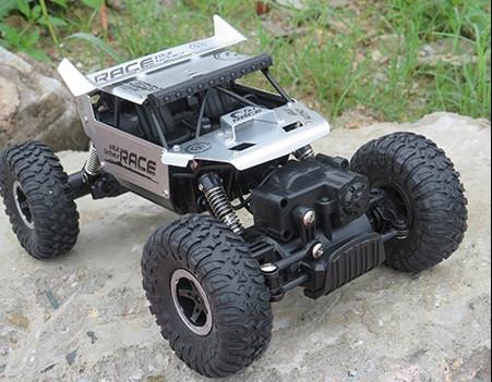 Радиоуправляемая модель Багги с полным приводом. Rock Buggy 4x4.