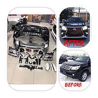 Апгрейд комплект рестайлинга Lexus GX460 2009-2012 в 2013+