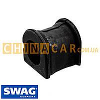 Втулка стабилизатора переднего SWAG, Geely GC6 Джили ГС6 - 1014001669