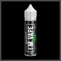 Жидкость I'm Vape Warrior  - Absenthe Tobacco 60мл