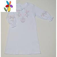 Крестильная рубашка для девочки. Размер 68 - 74