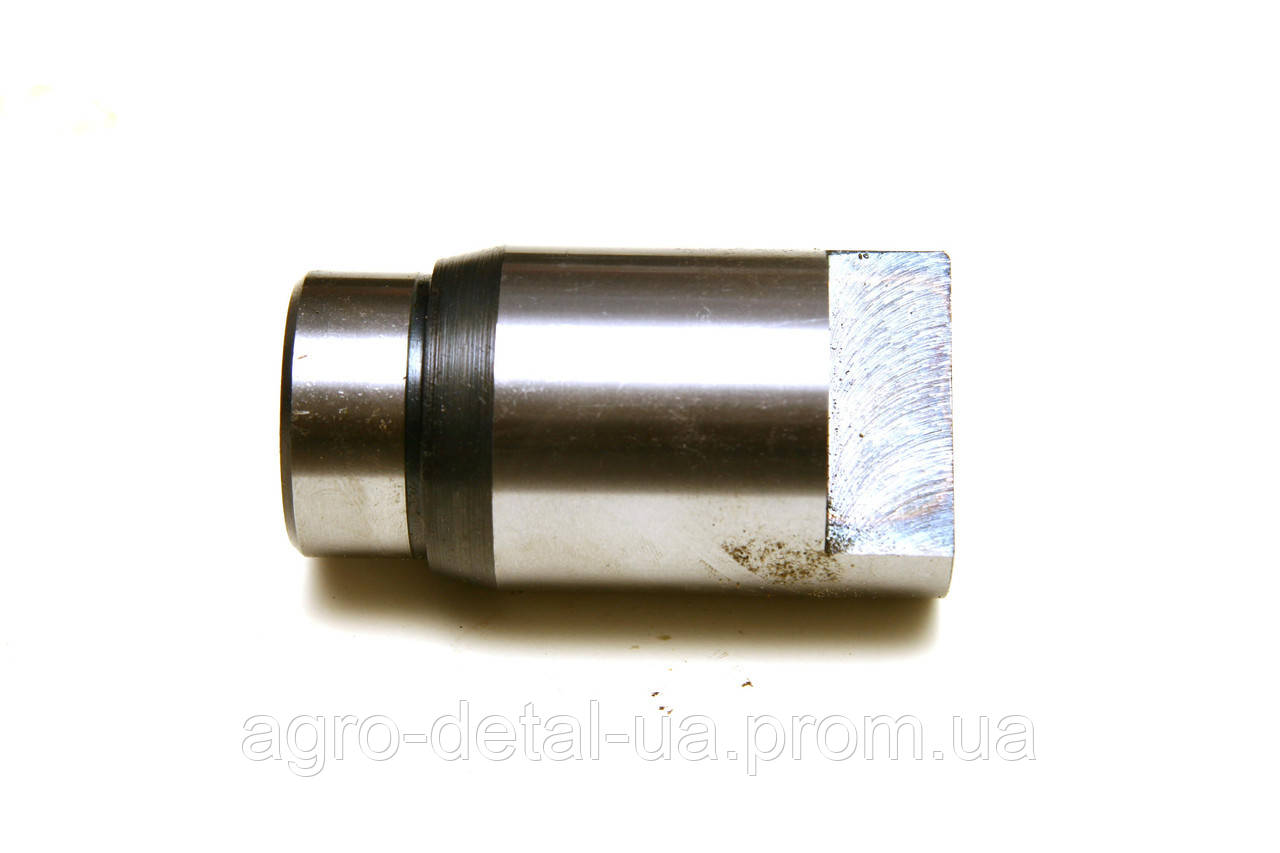 Палец поворотного цилиндра25.0600.005 с отверстием для смазки экскаватора БОРЭКС