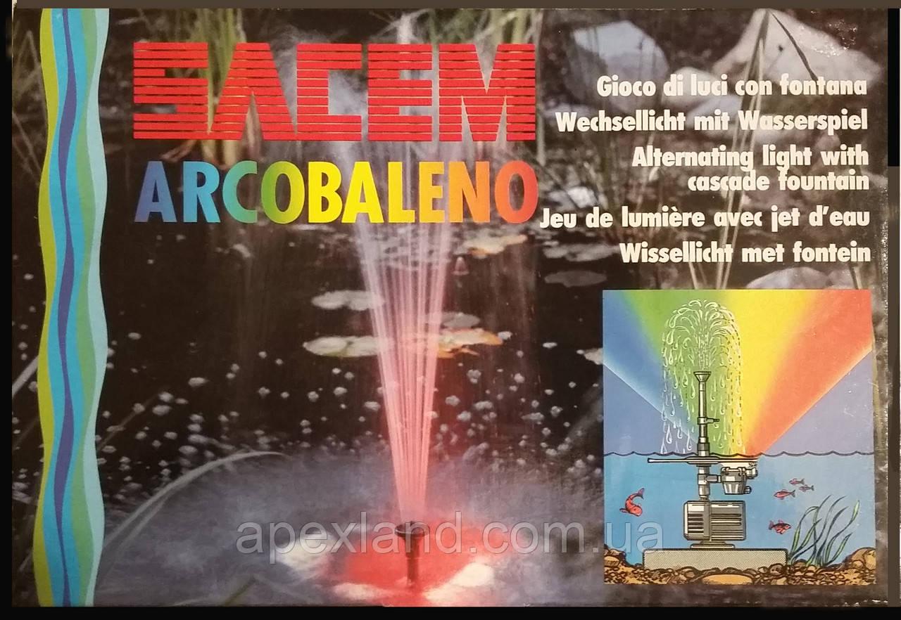 Гидродинамическая подсветка для фонтана