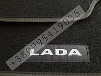 Ворсовые автоковрики ВАЗ 2107 1982 - 2012 -  CIAC GRAN