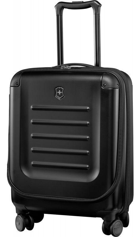 Чемодан малый пластиковый Victorinox Travel Spectra 29 л черный