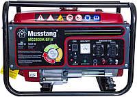 Генератор Musstang MG2800K-BF/V бензин-газ с вольтметром