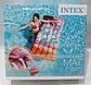 """Матрас для плавания Intex """"Вдохновение"""" (178х84см) 58772EU, фото 5"""