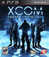 XCOM Enemy Uknown ps3