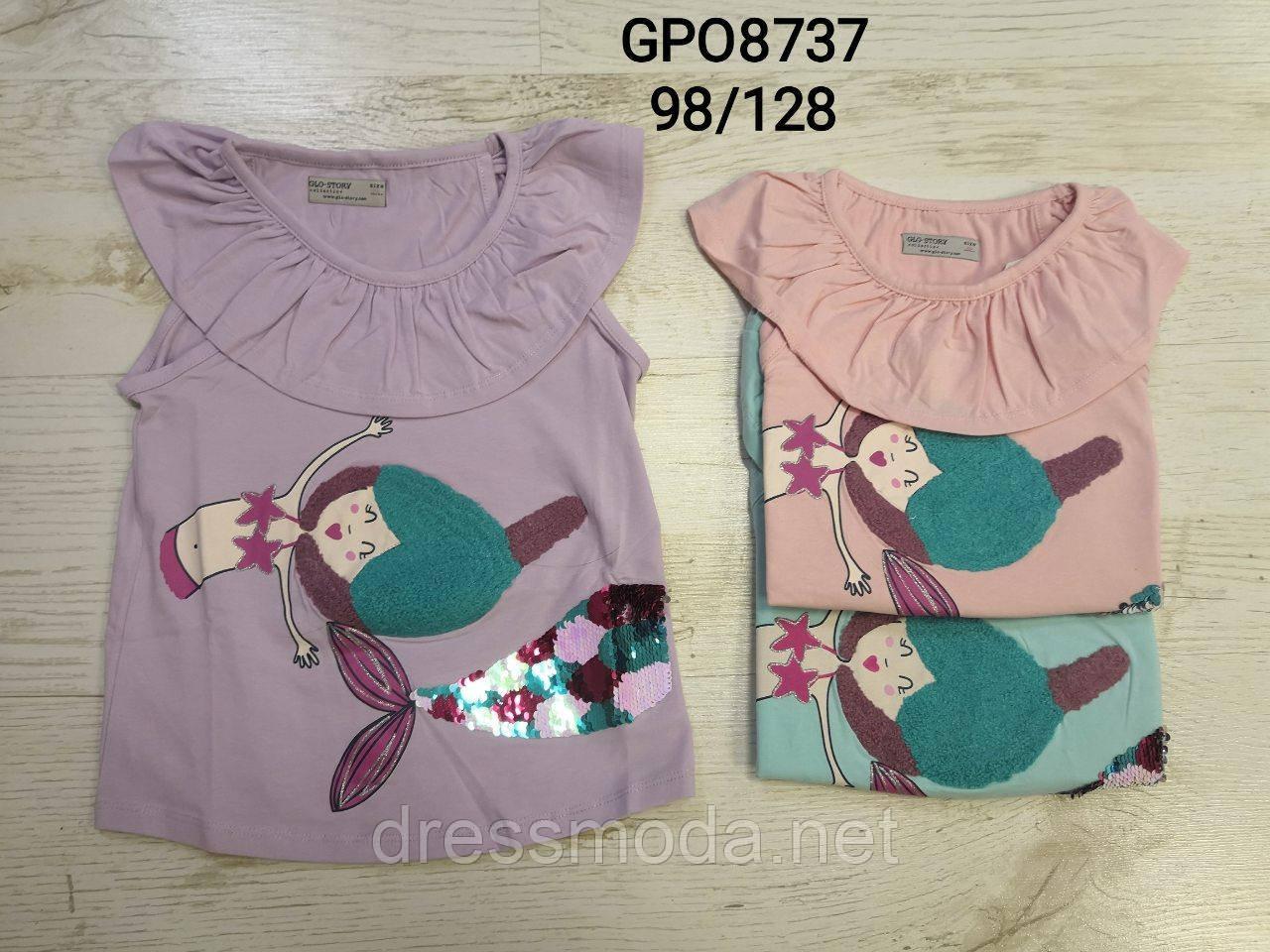 Блуза для девочек Glo-Story 98-128 р.р