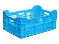 Ящик пластиковый  600*400*260/220 мм белый