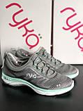 Серые спортивные кроссовки с анатомической стелькой ТМ Ryka, фото 6