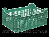 Ящик пластиковый  600*400*260/220 мм цветной