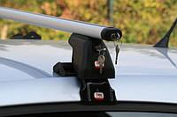 Автобагажник на дах Amos D-1 Plus аеродинамічний / Багажник на крышу Амос Д-1 Плюс аэродинамический