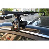 Багажник автомобільний на гладкий дах Amos Dromader D-3 / Автобагажник на гладкую крышу Амос Дромадер Д-3, фото 1
