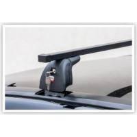 Багажник на крышу Amos Beta 103 в установочные места / Автобагажник на дах Амос Бета 103 в установочні місця