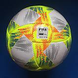 Мяч для футзала (мини-футбола) Adidas Conext 19 Sala 65 FIFA DN8644 (размер 4), фото 3