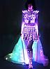Led сценический костюм Noblest Art Фея (LY3200)