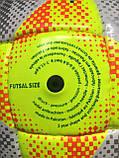 Мяч для футзала (мини-футбола) Adidas Conext 19 Sala 65 FIFA DN8644 (размер 4), фото 9