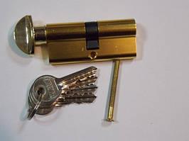 Цилиндр Palermo All70T ключ/поворотник(золото)