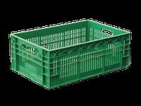Ящик пластиковый 600*400*220 цветной