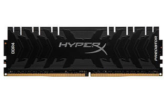 Модуль памяти DDR4 16GB/3600 Kingston HyperX Predator Black (HX436C17PB3/16)