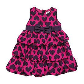 Нарядное платье для девочки. 2 года