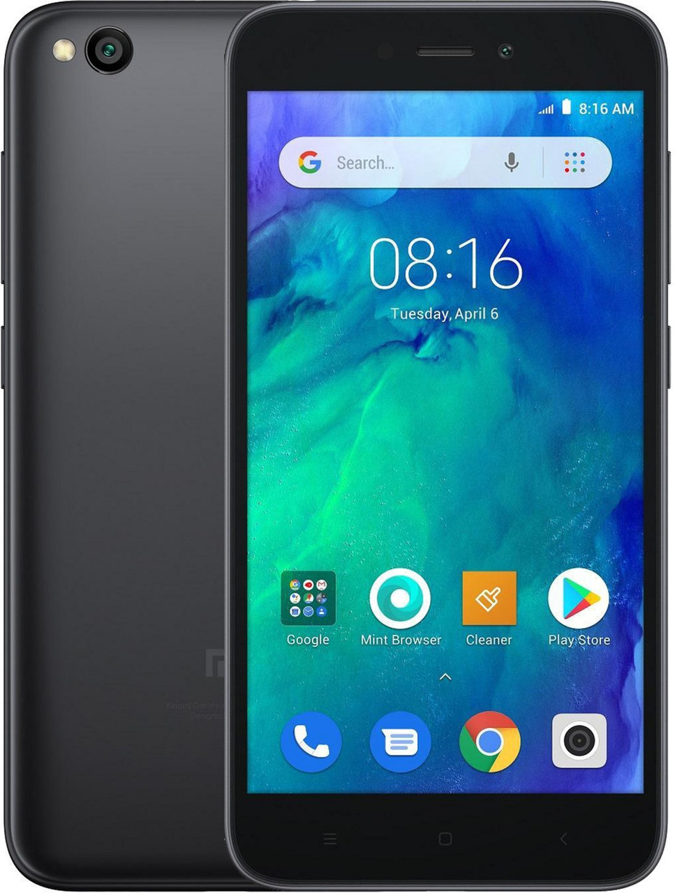 Xiaomi Redmi Go | Чорний | Global | 4G/LTE | Гарантія