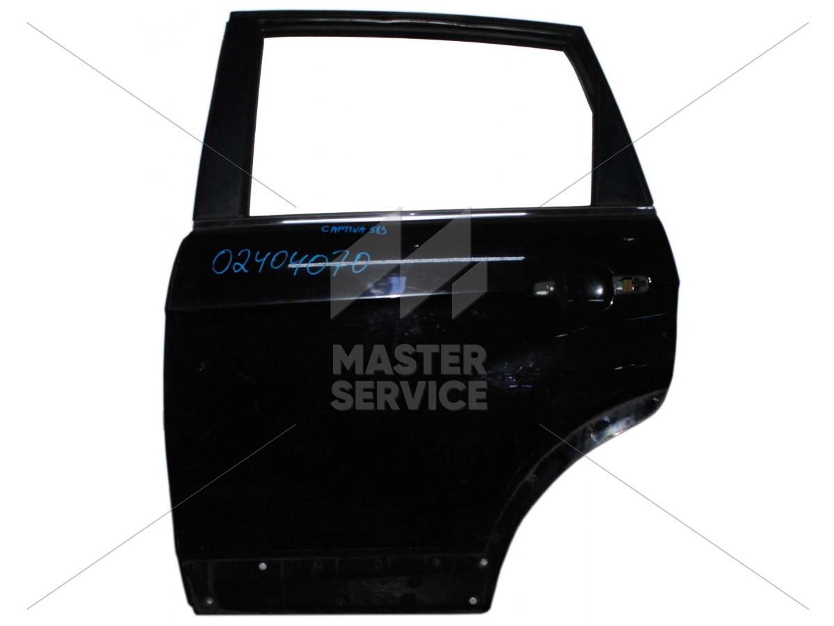 Дверь задняя для Chevrolet Captiva 2006-2011 94543748, 95154589, 95416984, 96623785, 96623877