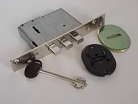 Замок врезной Mottura 40.851 длинный ключ