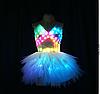 Led платье Noblest Art  сказочное, бальное (LY3204)
