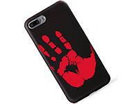 Термочутливий чохол Ranipo для смартфона iPhone 7 Чорний