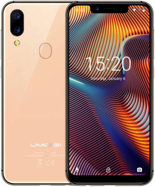 UMiDIGI A3 Pro   Золотистий   3/16 ГБ   4G/LTE   Гарантія