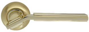 Ручка дверная Armadillo Cosmo-LD147-1SG-GP-4