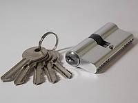 Цилиндр Palermo All 70 ключ/ключ (хром)