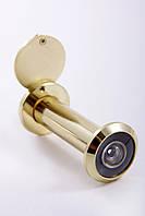 Дверной глазок HANDMET Польша 75-110 мм.D16 РВ (золото)