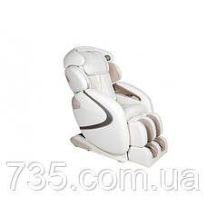 Массажное кресло Hilton 2 (бежевое) Casada, фото 2
