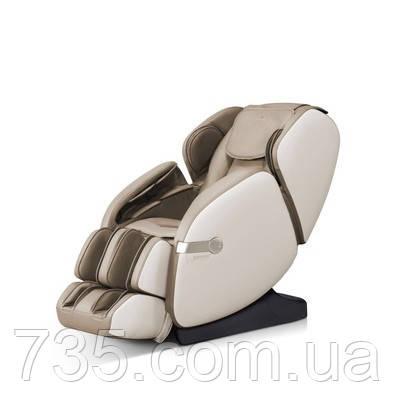 Массажное кресло Betasonic II +Braintronics (бежевое)  Casada