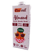 Миндальное молоко с ванилью без сахара Ecomil 1000 мл